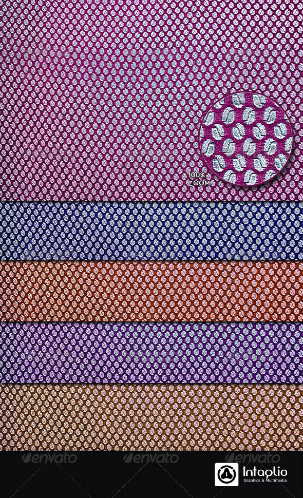 Fancy Fabric Texture 01