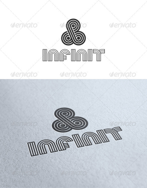 Infinit Logo - Abstract Logo Templates