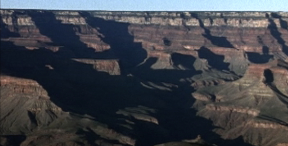 Grand Canyon Shadows 2 shot
