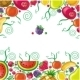 Fruit frame - GraphicRiver Item for Sale