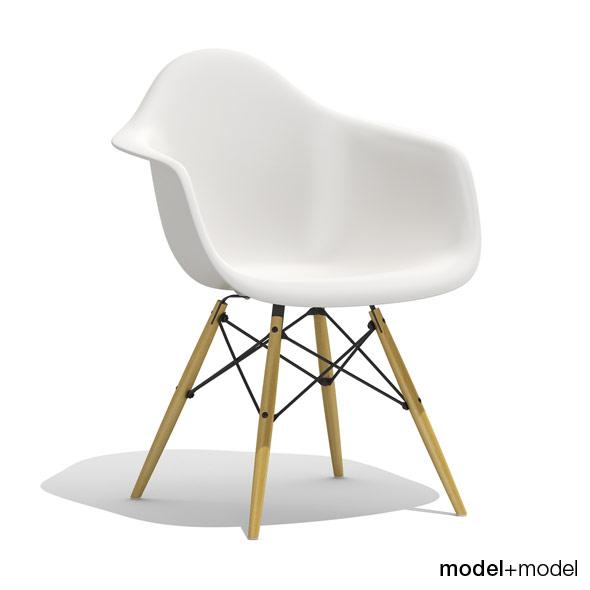 3DOcean Eames Plastic Armchair DAW 239739