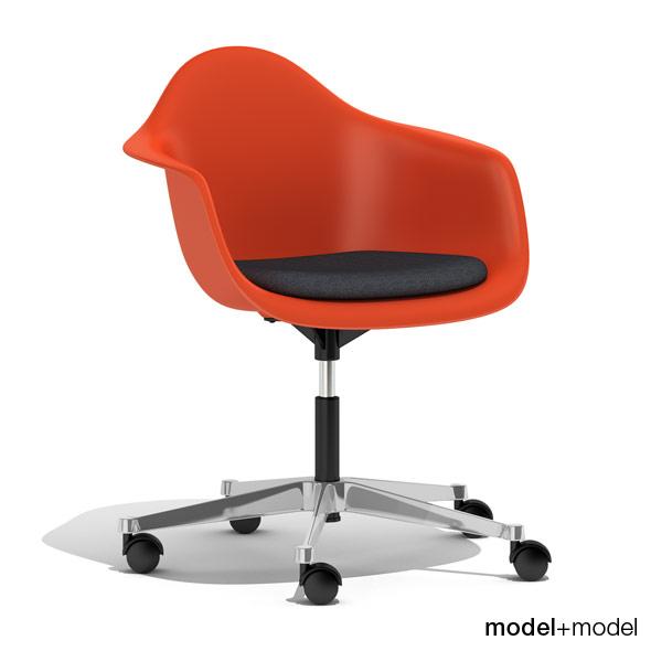 3DOcean Vitra PACC chair 239744