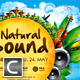 Natural Sound Party Flyer - GraphicRiver Item for Sale