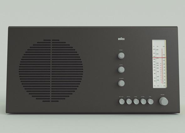 3DOcean Radio Branu 2114377