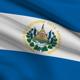 El Salvador Animated Flag - VideoHive Item for Sale