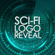 Sci-fi logo reveal - VideoHive Item for Sale