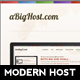 Modern, Professional Hosting Design - ThemeForest Item for Sale