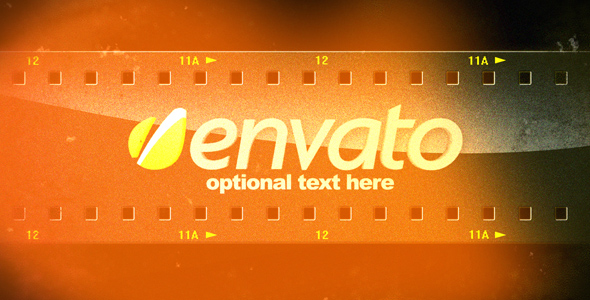 After Effects Project - VideoHive Logo Film Burn 240240