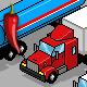 Pixel Art Truck Pack