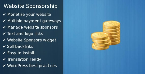 CodeCanyon Website Sponsorship 2116100