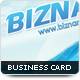 Water Business Card - GraphicRiver Item for Sale