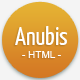 Anubis Ultimate HTML Theme - ThemeForest Item for Sale