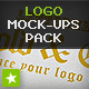 5 Realistic Logo Mockups - Smart Template Display - GraphicRiver Item for Sale