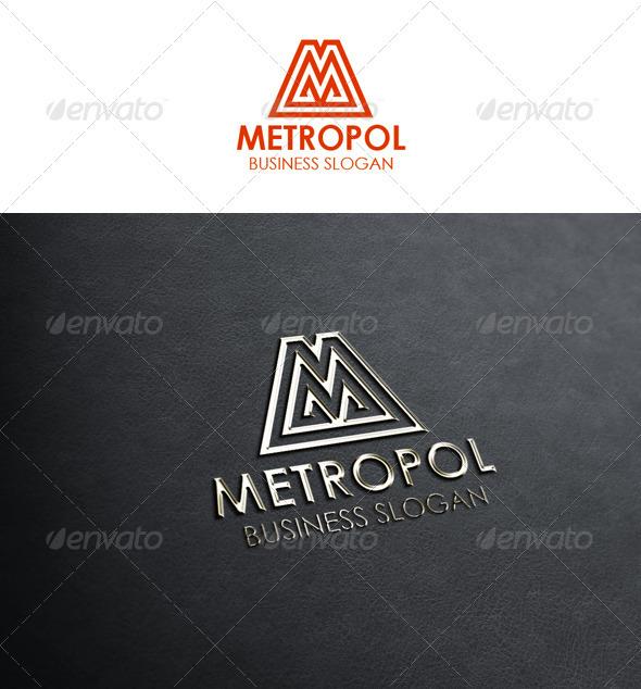 Metropol - Letters Logo Templates