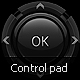 Tech control/direction pad - GraphicRiver Item for Sale