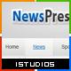 NewsPress – HTML  Free Download