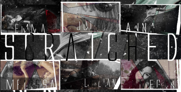 After Effects Project - VideoHive Scratched 2126768