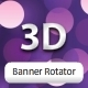 3D Perspective banner rotator - ActiveDen Item for Sale