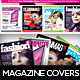 Magazine Cover Templates - GraphicRiver Item for Sale