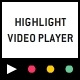 Highlight Video Player - ActiveDen Item for Sale