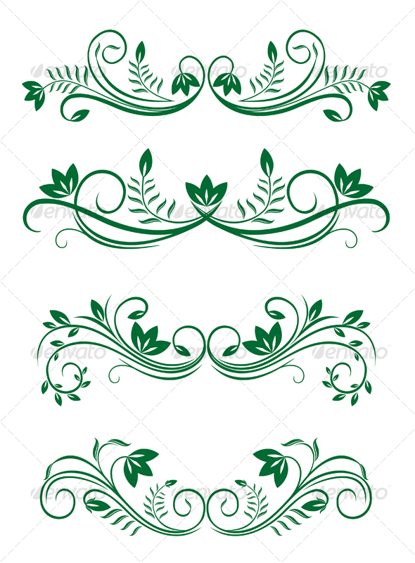 Flourishes elements
