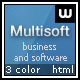 Multisoft - Clean and Professional HTML Template