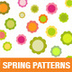 Spring Backgrounds - GraphicRiver Item for Sale