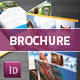 Corporate & Business 4 Page Brochure - GraphicRiver Item for Sale