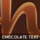 Chocolate Text Effect - GraphicRiver Item for Sale