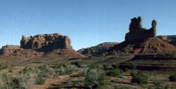 American West Scenic 2 scenes