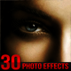 30 Exclusive Photo Effects Action Pack VOL-2 - GraphicRiver Item for Sale