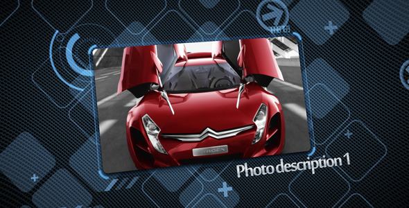 VideoHive Hi-tech display 2135723