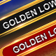 Golden Lower Third - VideoHive Item for Sale