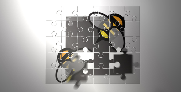 Puzzle Your Logo