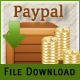 Secret Paypal File Download - CodeCanyon Item for Sale