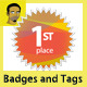 Badges and Sale Tags - GraphicRiver Item for Sale