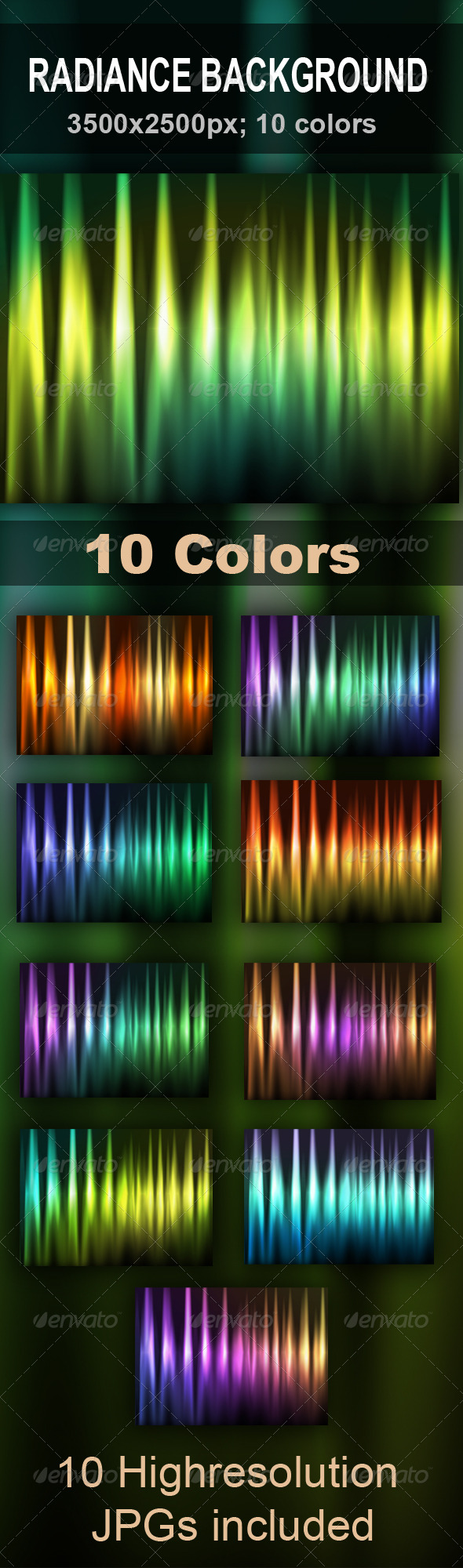 Radiance Background - Backgrounds Graphics