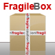 Fragile Box - GraphicRiver Item for Sale