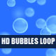 Bubbles Background, HD loop - VideoHive Item for Sale