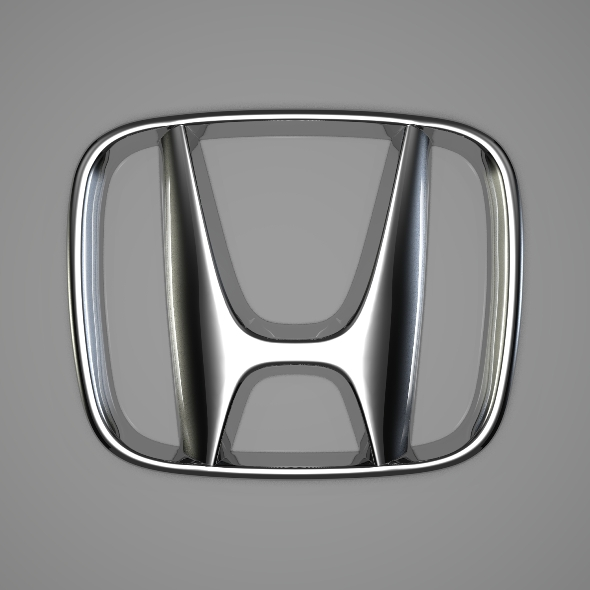 3DOcean Honda Logo 243220