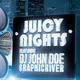 Juicy Nights Flyer Template