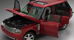 Stock 3d Car Models