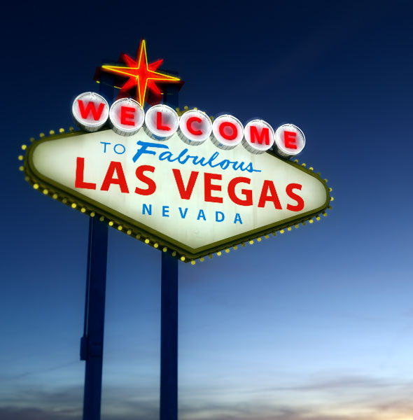 Vegas Sign By Alevesque 3docean