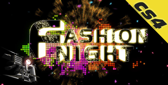 After Effects Project - VideoHive Fashion Night 243519