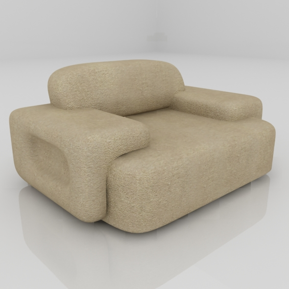 Sofa - 3DOcean Item for Sale