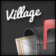 Village - A Responsive Fullscreen WordPress Theme