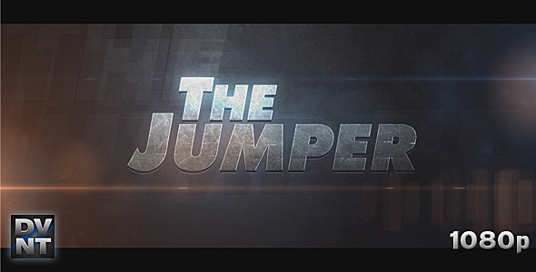 After Effects Project - VideoHive The Jumper Movie Trailer Title Sequence 2 ...