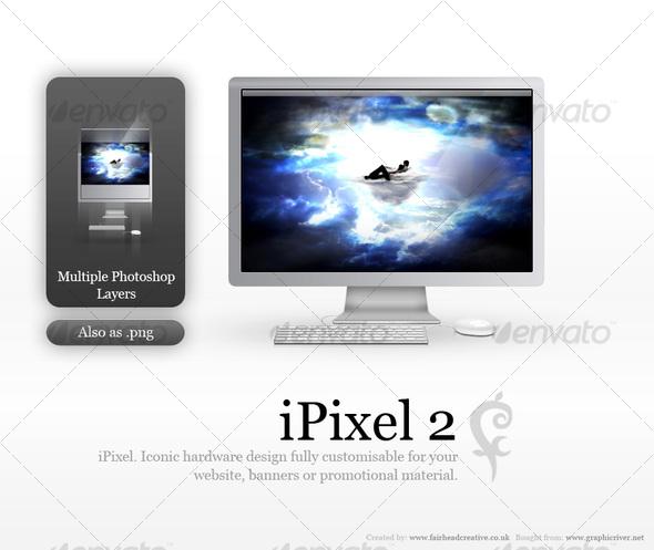 GraphicRiver iPixel 2 81052