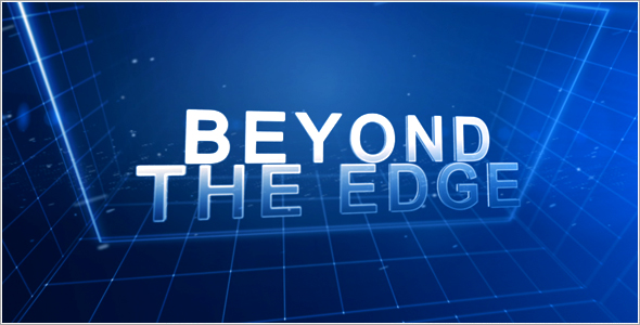 After Effects Project - VideoHive Beyond the Edge 244069