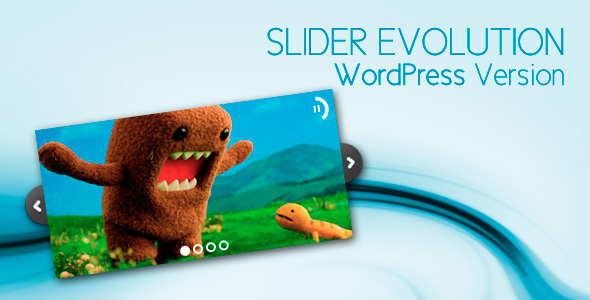 Slider Evolution for WordPress
